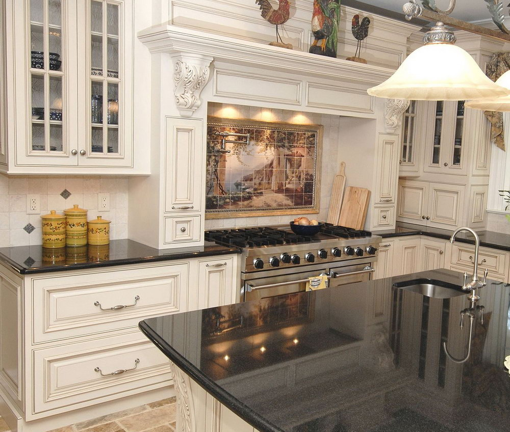 Classic Kitchen Cabinets Design