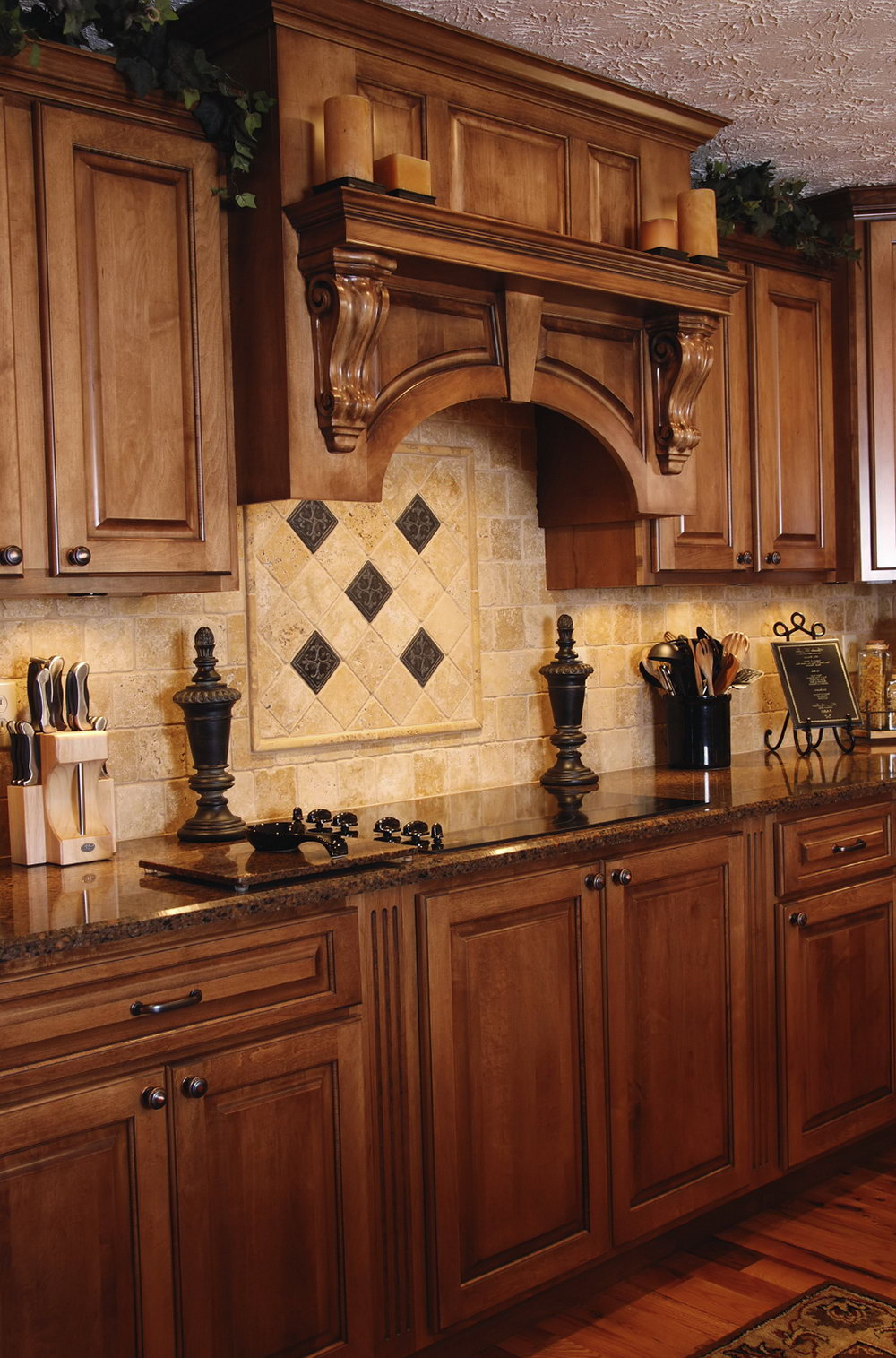 Classic Style Kitchen Cabinets
