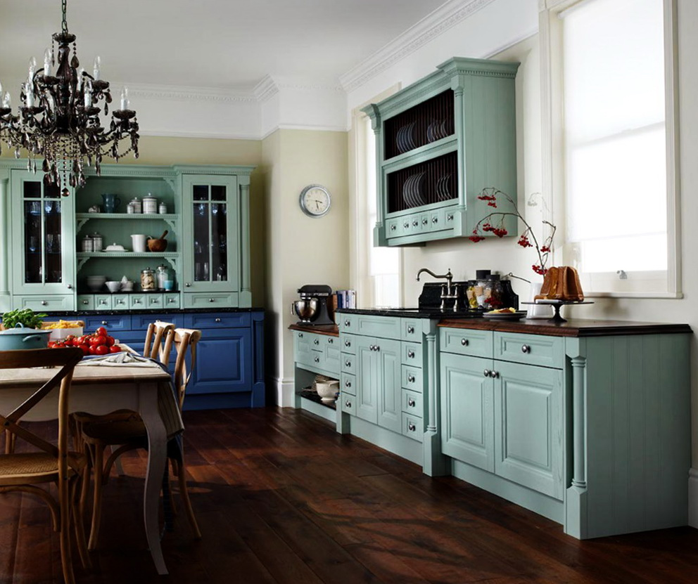 Color Ideas For Kitchen With White Cabinets