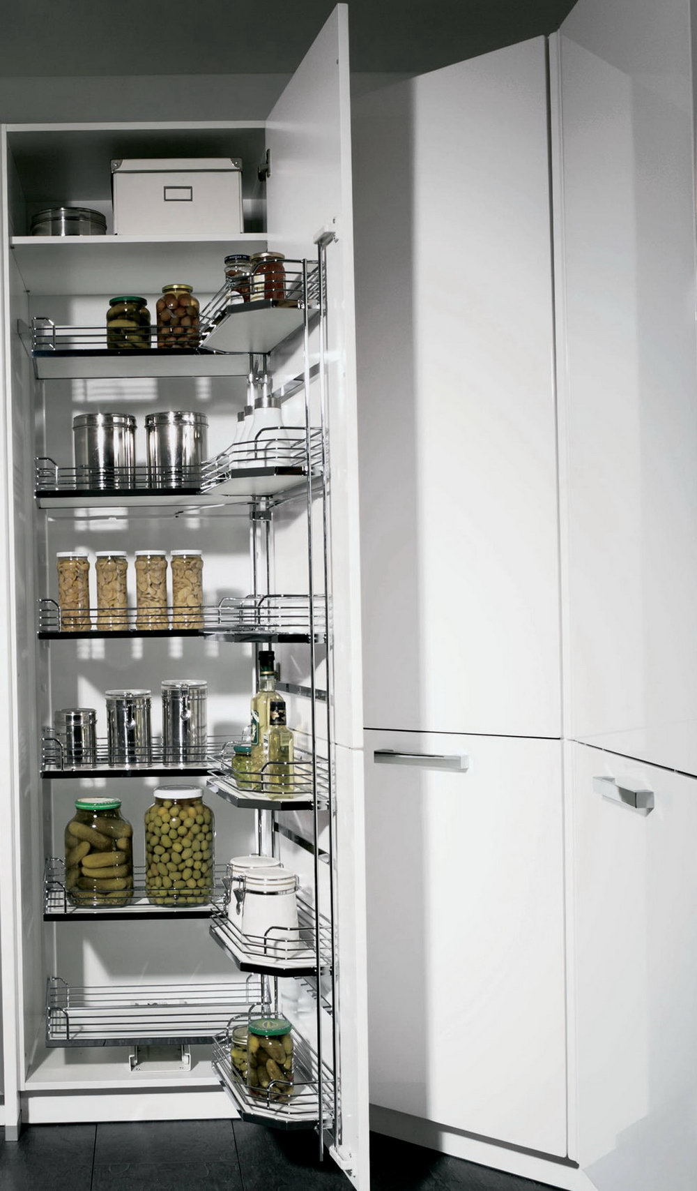 Corner Pantry Kitchen Cabinet