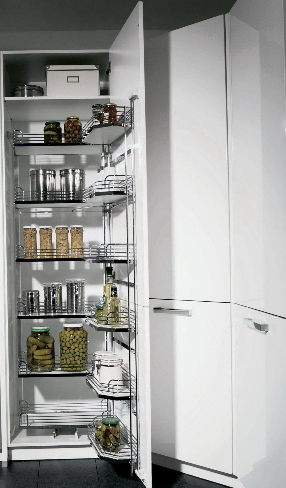 Corner Pantry Kitchen Cabinet