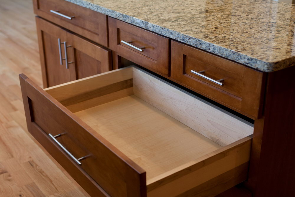 Drawer Sizes For Kitchen Cabinets