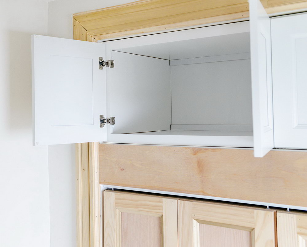 Extra Deep Kitchen Cabinets