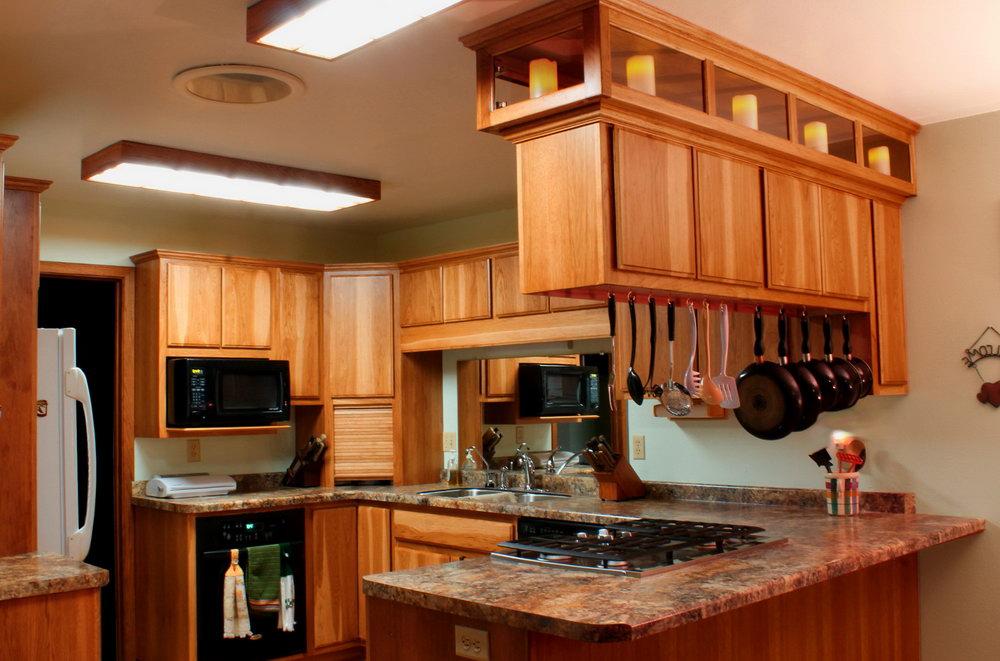 Hanging Cabinet Designs For Kitchen