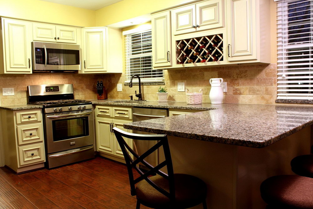 Heritage Style Kitchen Cabinets