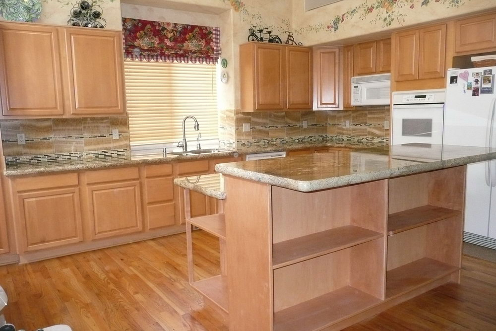 How To Refinish Laminate Kitchen Cabinets Yourself