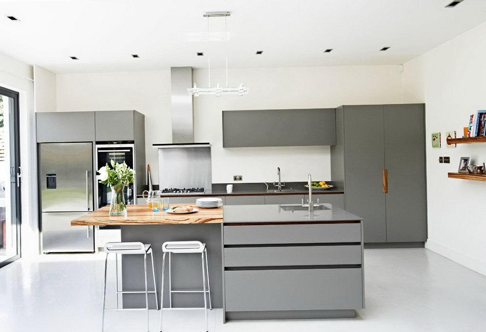 Ikea Kitchen Cabinets Gray