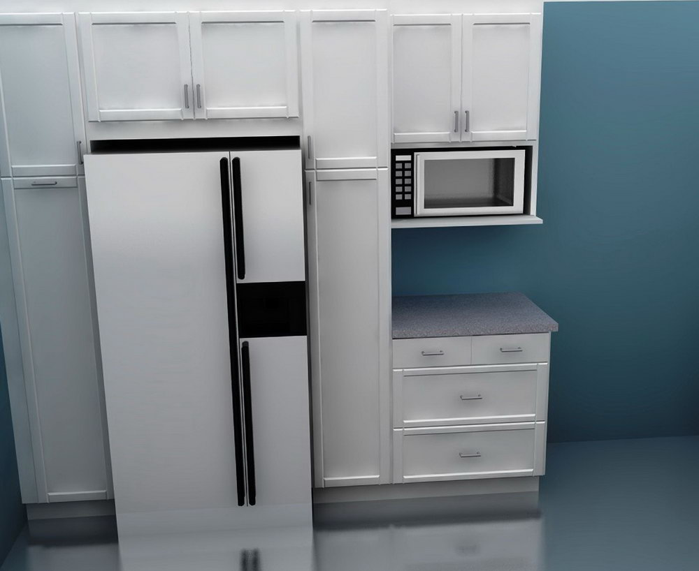 Ikea Kitchen Corner Cabinet Hack
