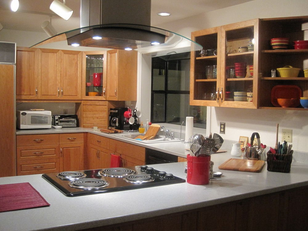Kitchen Cabinet Facelift Ideas
