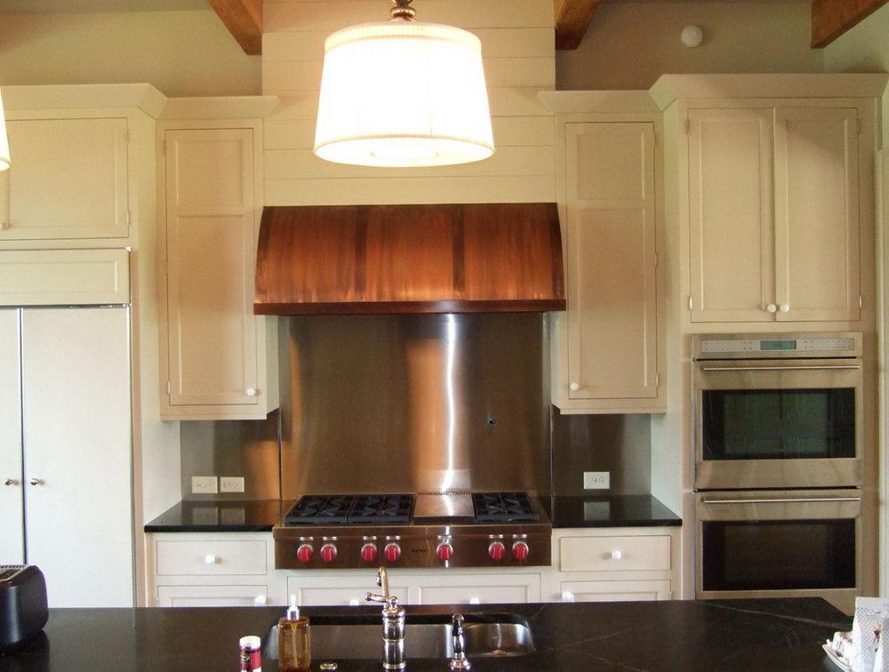 Kitchen Cabinet Hood Ideas