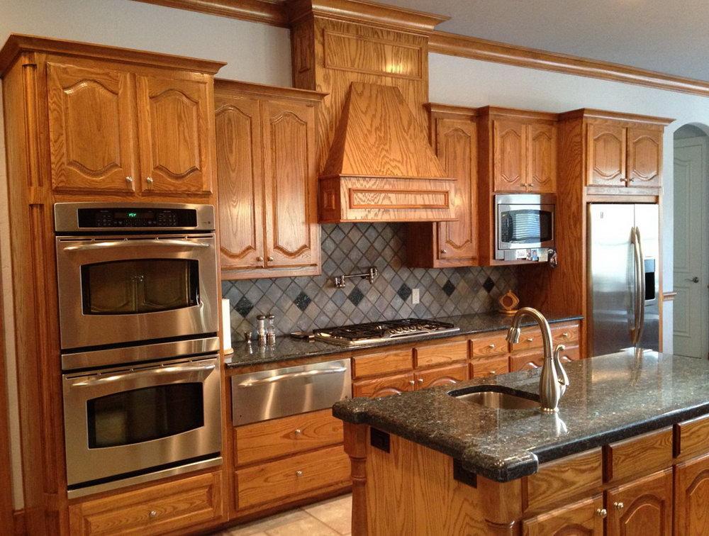 Kitchen Cabinet Hood Vents