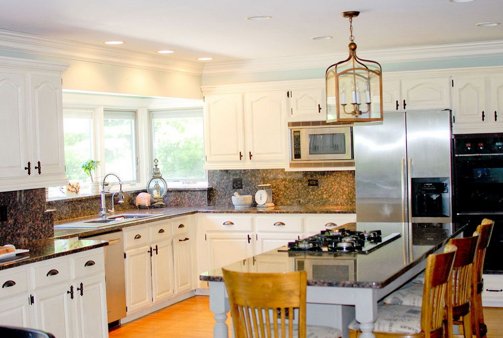 Kitchen Cabinet Makeover Ideas Paint