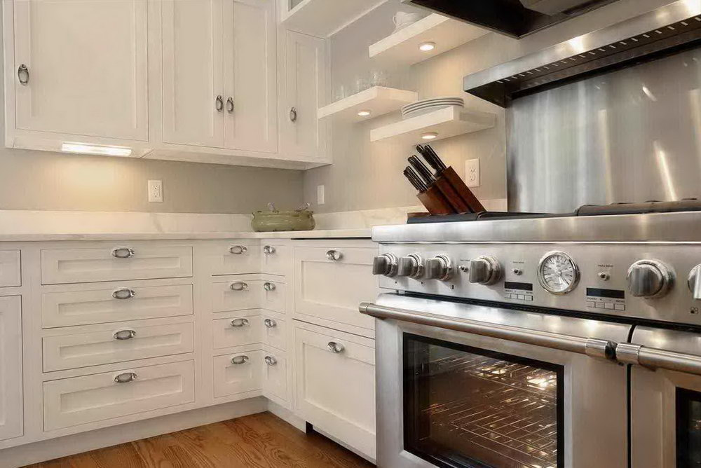 Kitchen Cabinet Pull Ideas