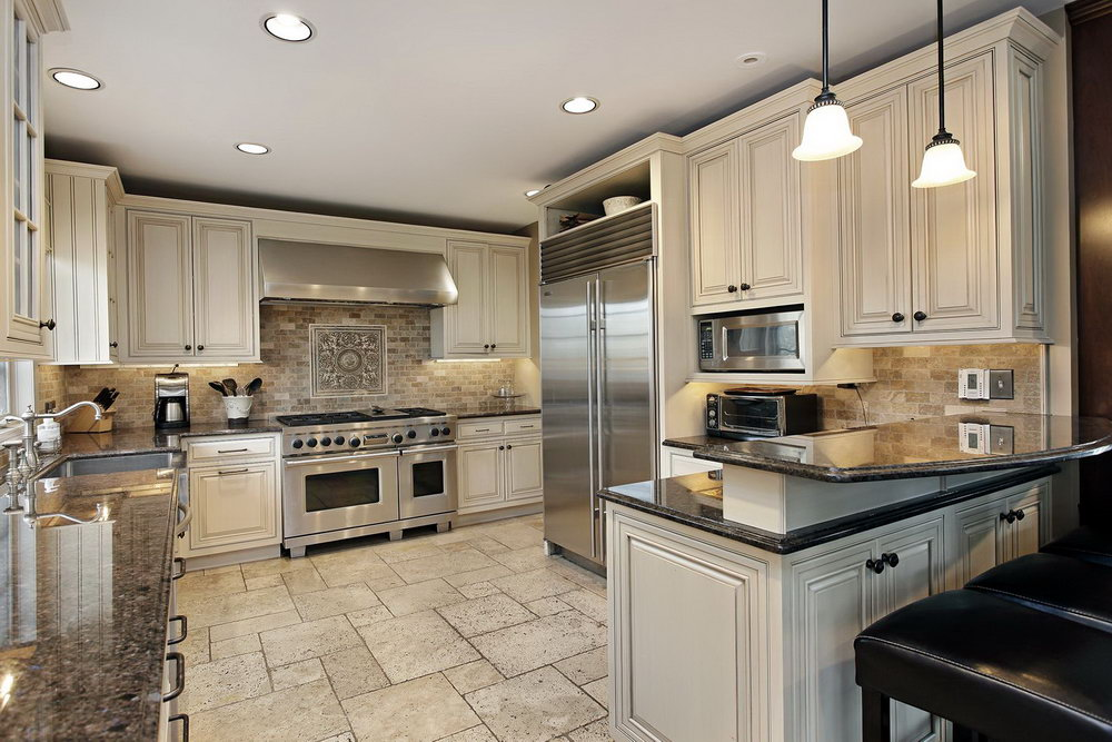 Kitchen Cabinet Refinish Ideas