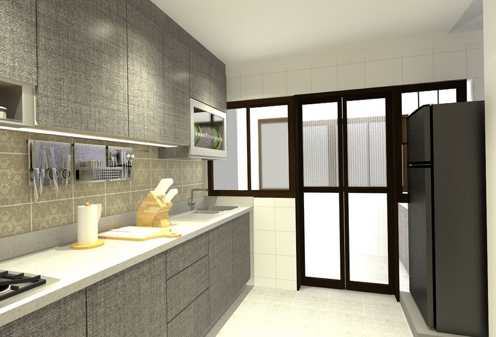 Kitchen Cabinet Renovation Cost Singapore