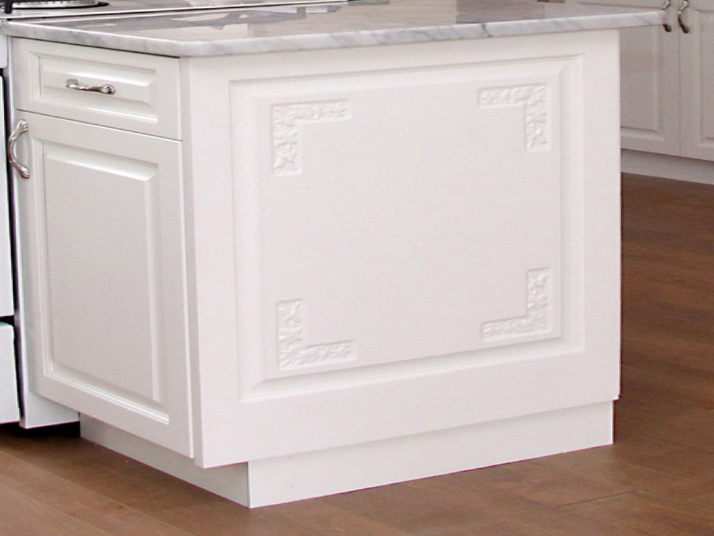 Kitchen Cabinet Side Panels