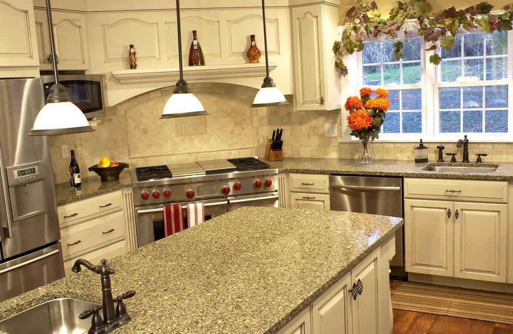 Kitchen Cabinet Tops Materials