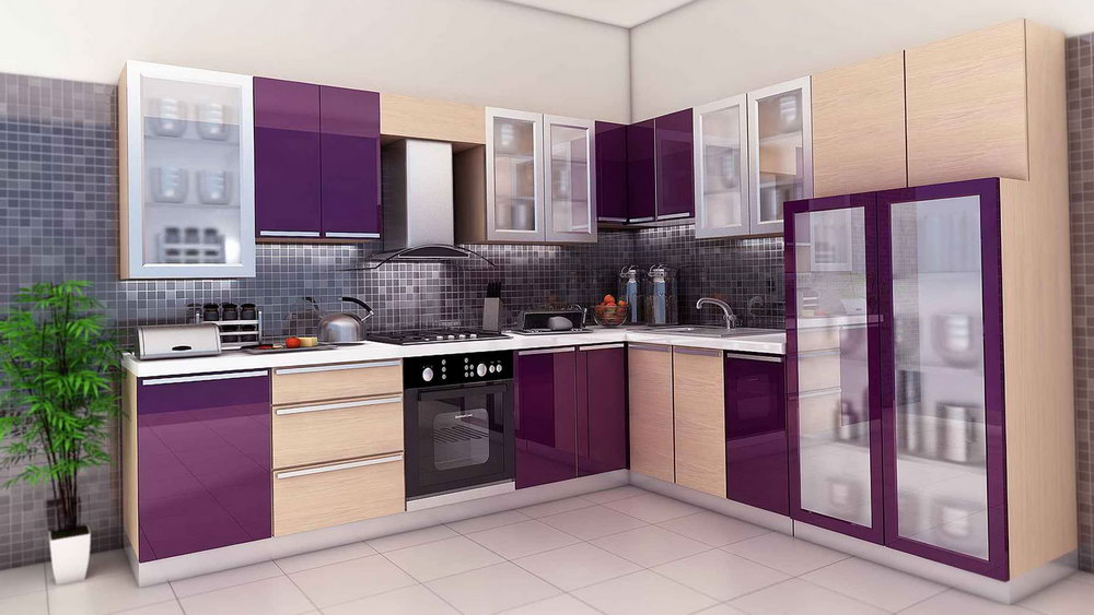 Kitchen Cabinets Bangalore Price