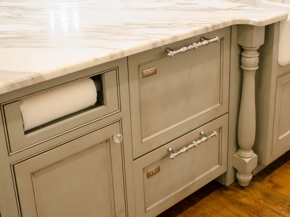 Kitchen Cabinets Drawer Design