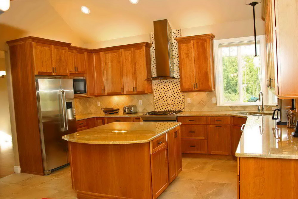 Kitchen Cabinets For 9 Foot Ceilings Remodeling