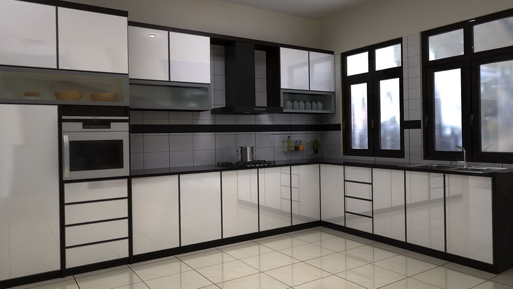 Kitchen Cabinets Made Of Aluminum