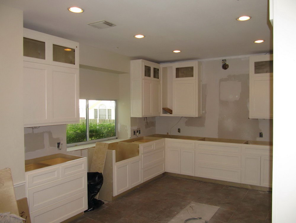 Kitchen Cabinets Up To The Ceiling