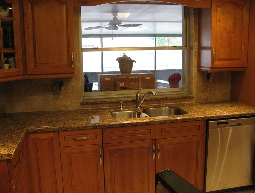 Kitchen Countertops And Cabinets Ideas