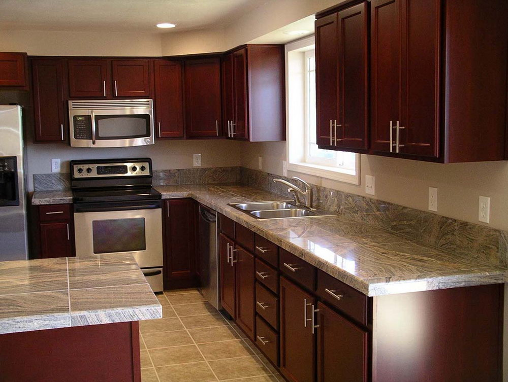 Kitchen Countertops And Cabinets