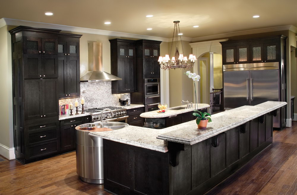 Kitchen Custom Cabinets Design