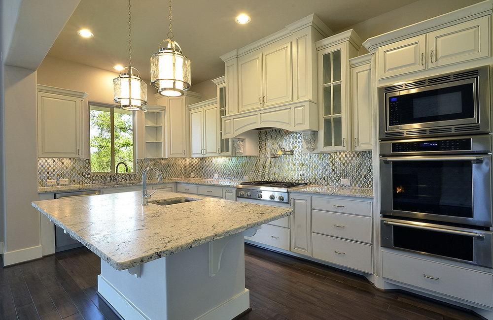 Kitchen Hood Cabinet Designs