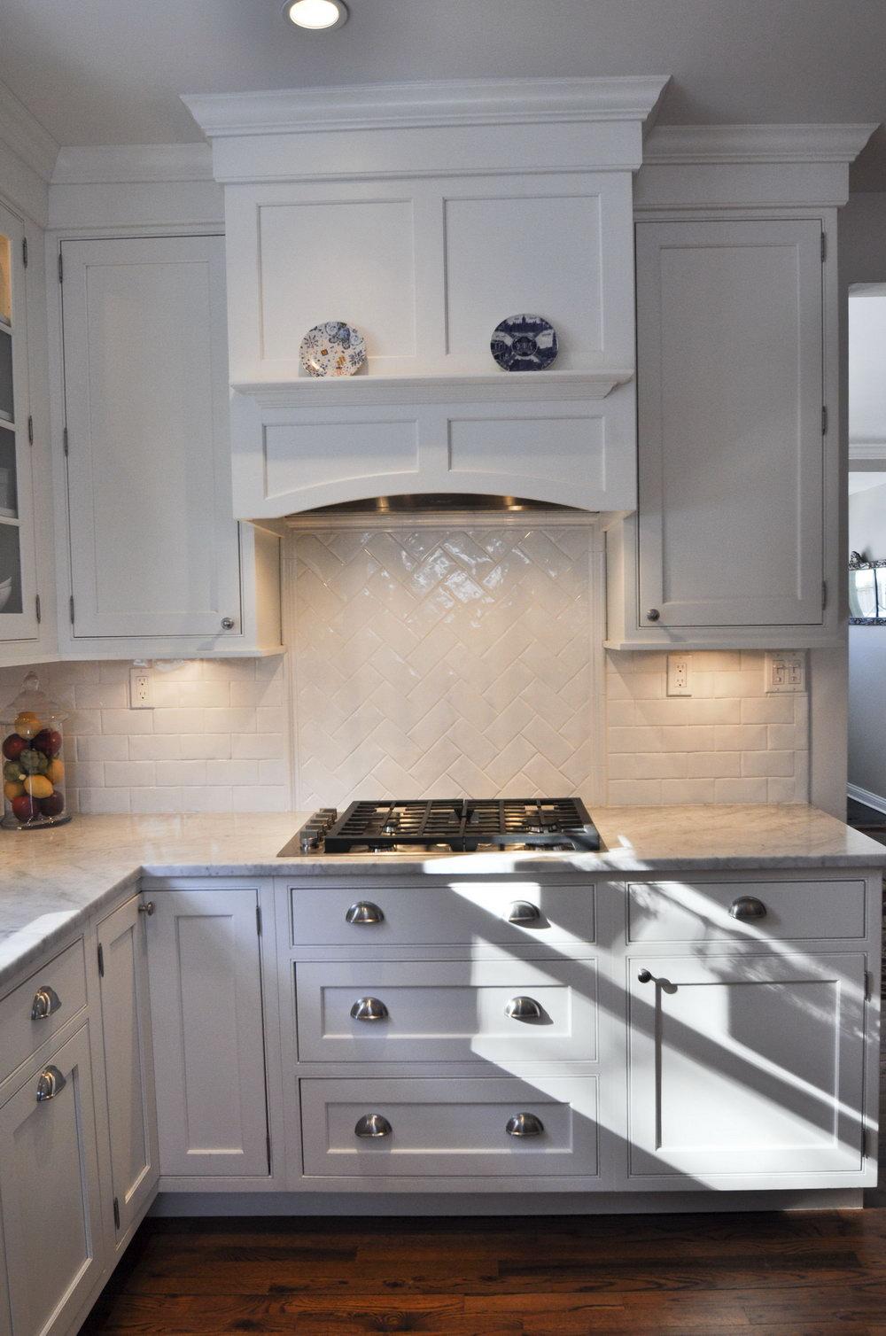 Kitchen Hood Cabinets