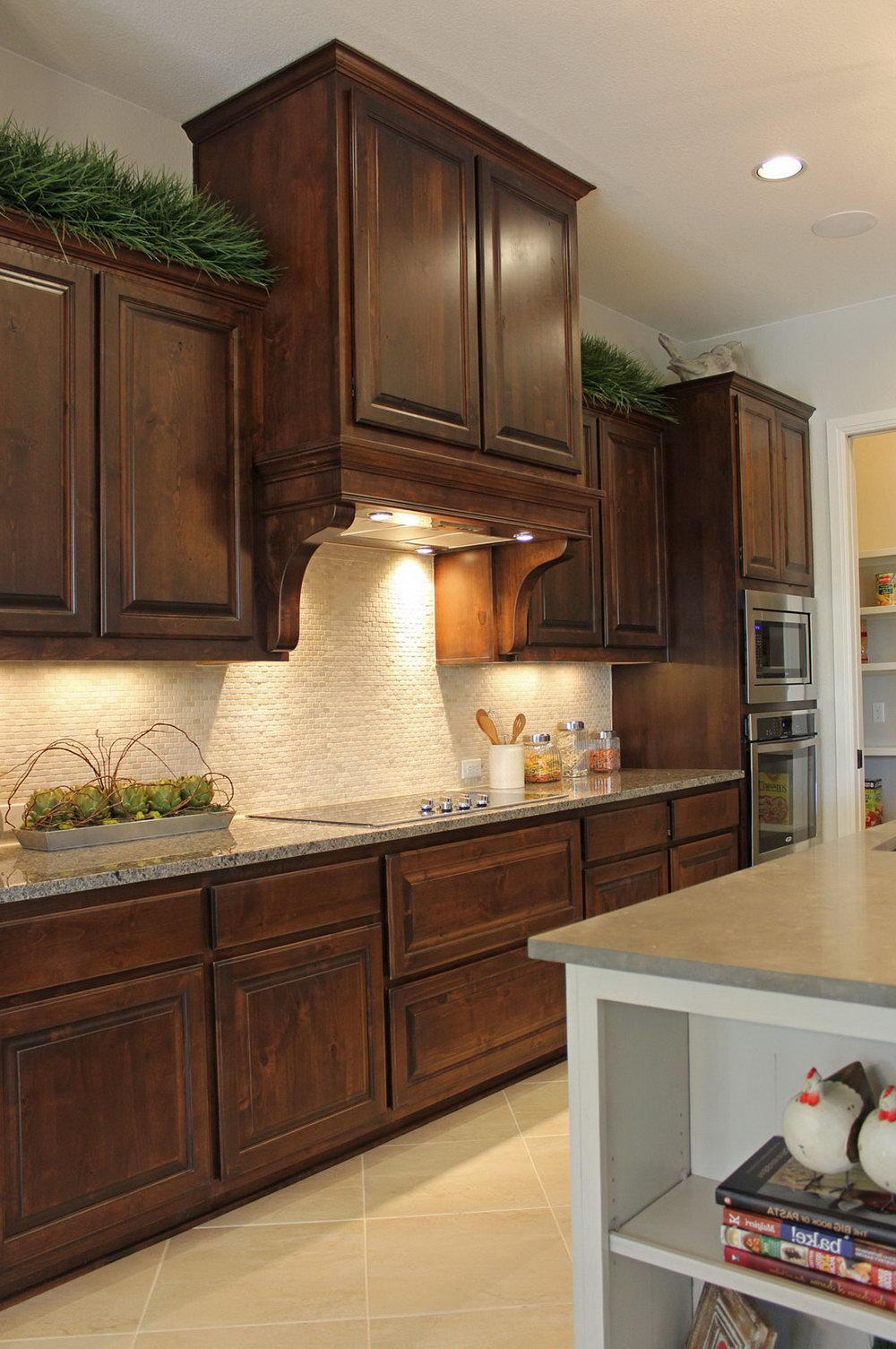 Kitchen Hood Under Cabinet