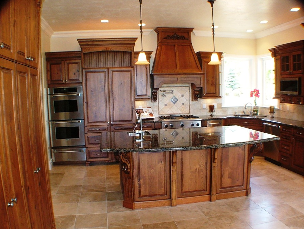 Kitchen Hood Without Cabinet