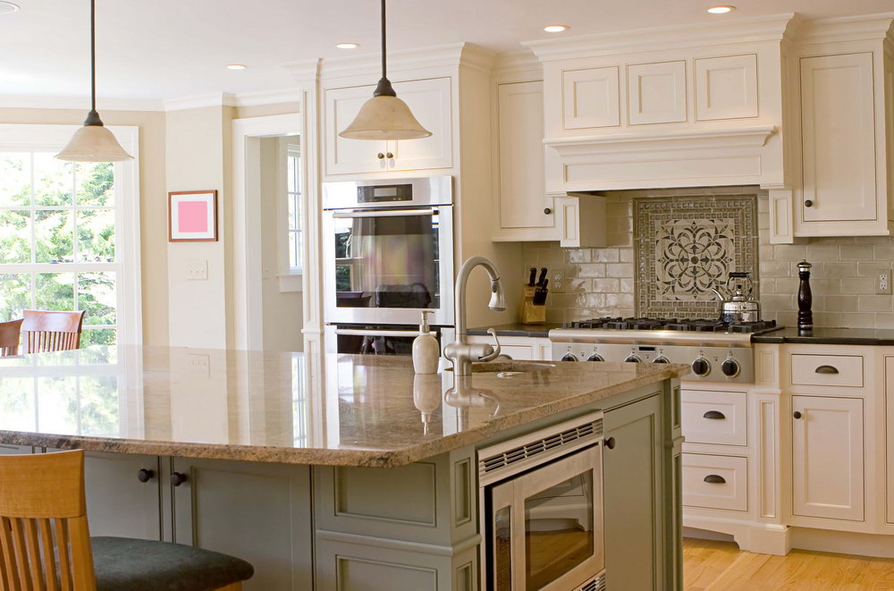 Kitchen Images With White Cabinets