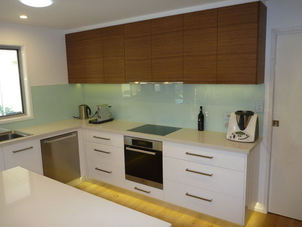 Kitchen Overhead Cabinets Design