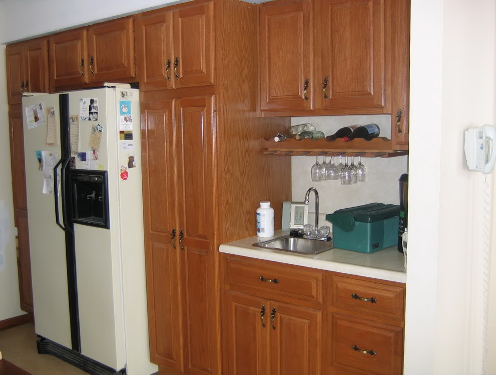 Kitchen Paint Colours With Oak Cabinets
