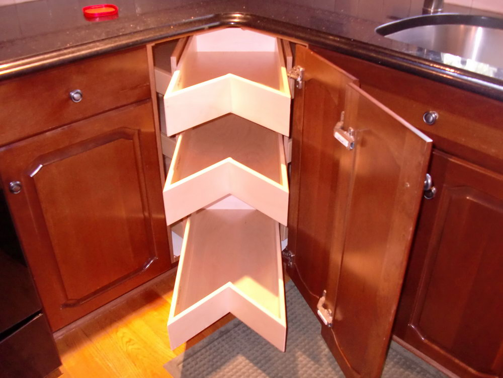 Lazy Susan Kitchen Cabinet Doors