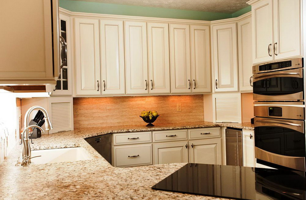 Most Popular Kitchen Cabinet Colors 2018