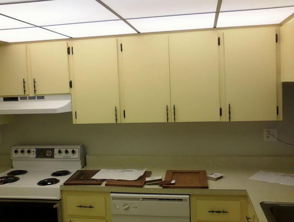 Moving Kitchen Cabinets Around