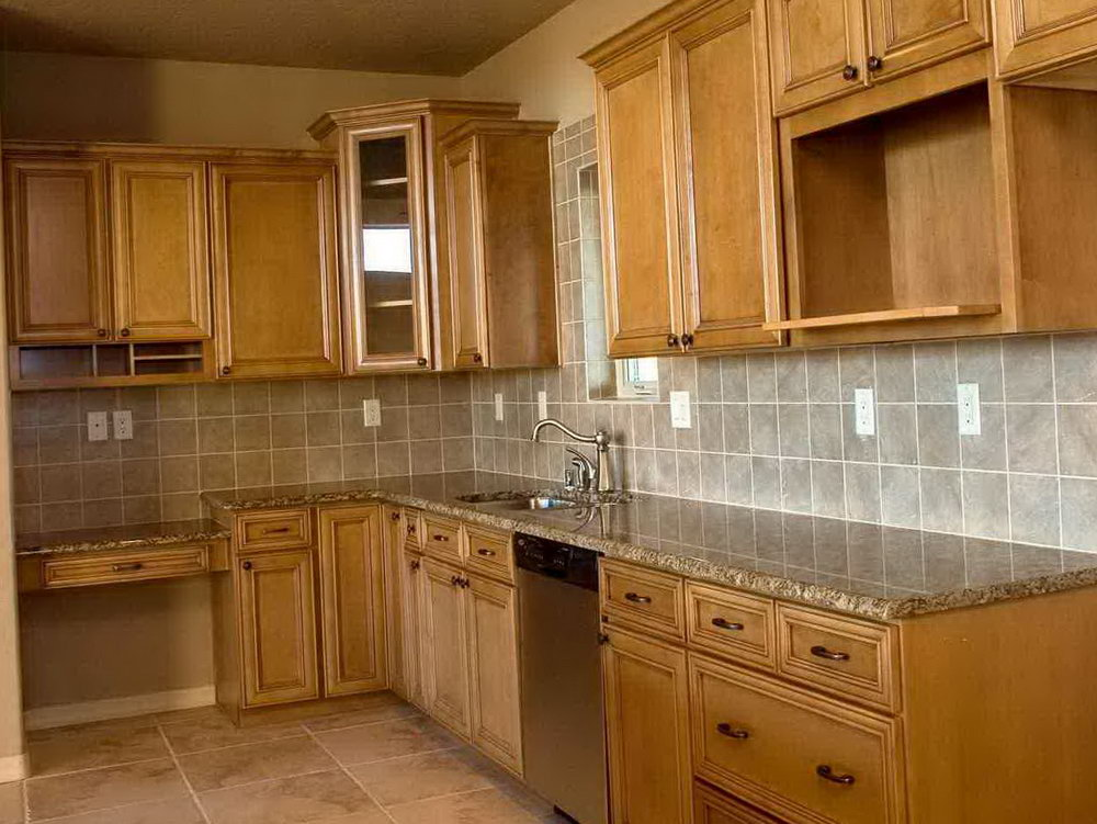 Oak Cabinet Kitchens Pictures