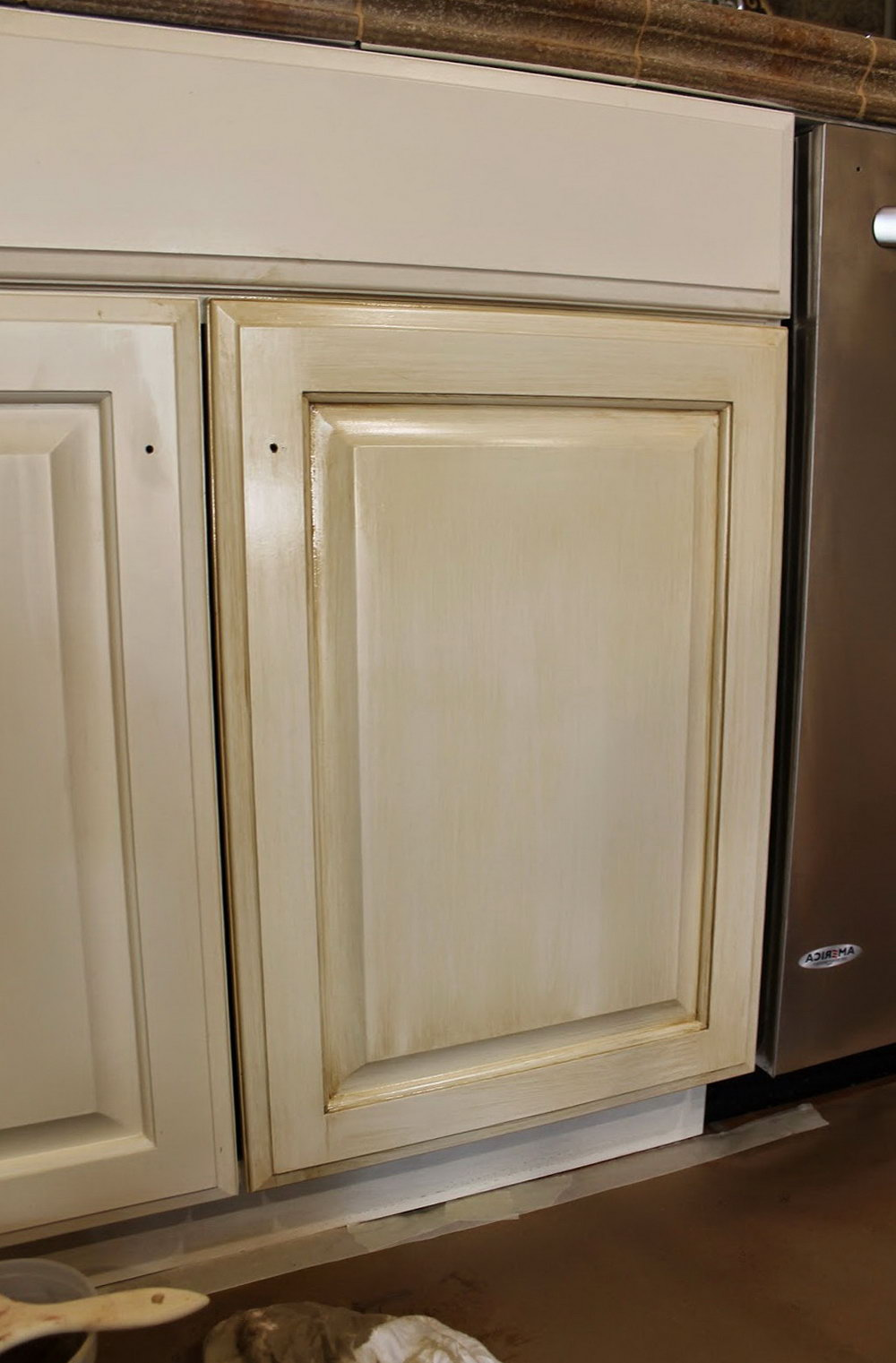 Painted Kitchen Cabinet Doors Only