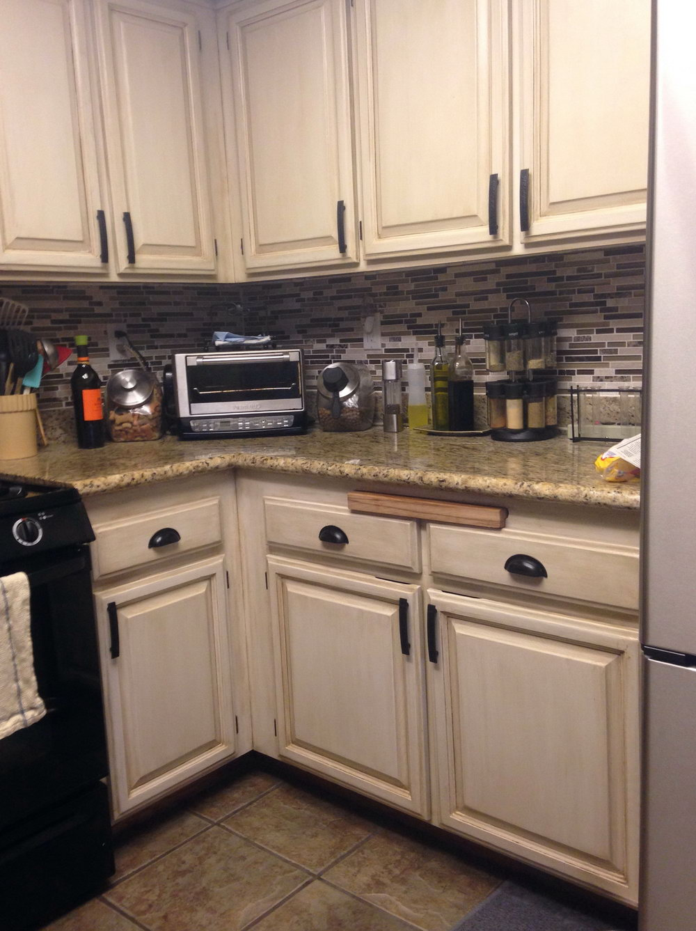 Painting Kitchen Cabinets Rustoleum Reviews