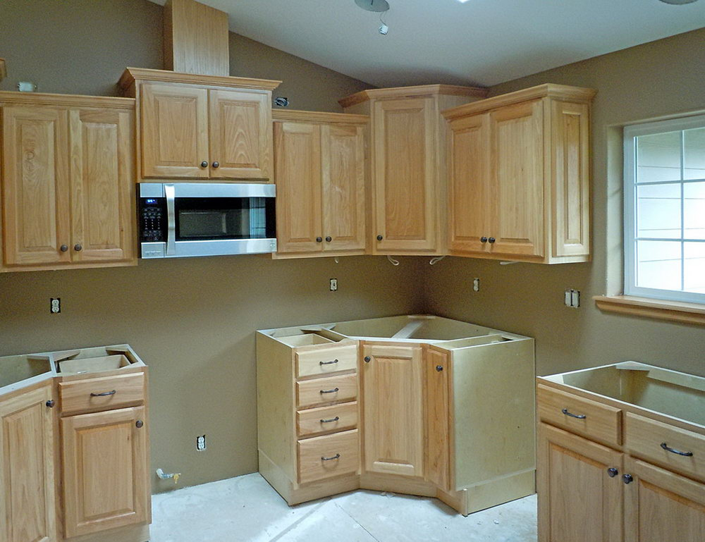 Plywood Colors For Kitchen Cabinets