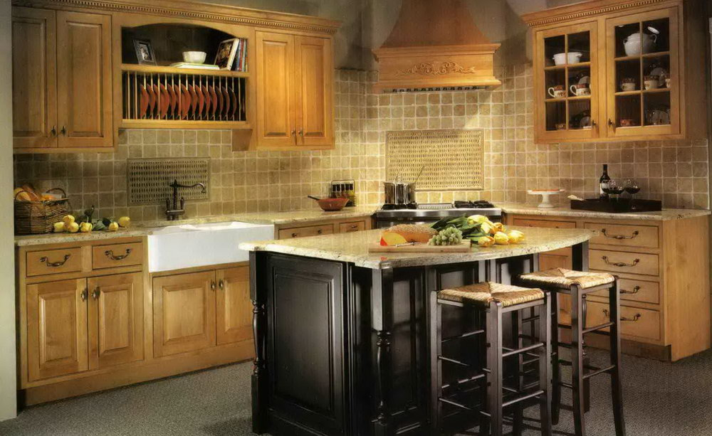 Pre Built Kitchen Cabinets Canada