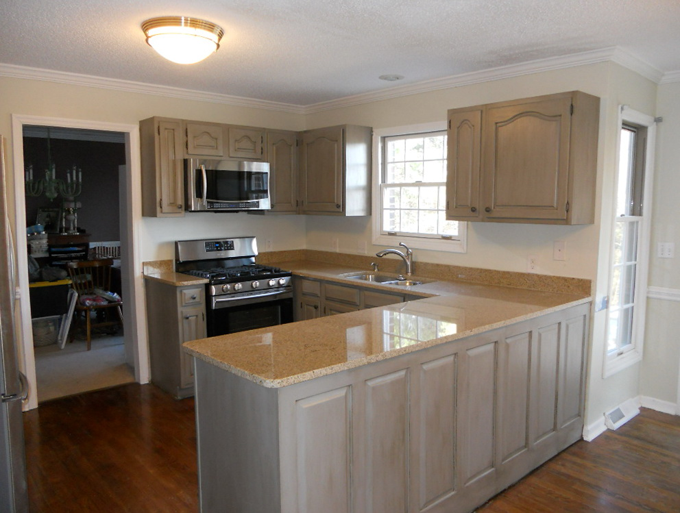 Professional Kitchen Cabinet Painting Cost