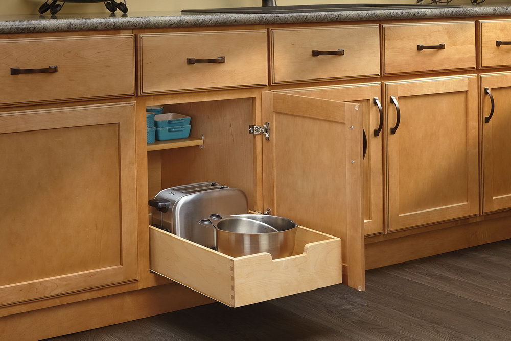 Roll Out Drawers For Kitchen Cabinets Canada