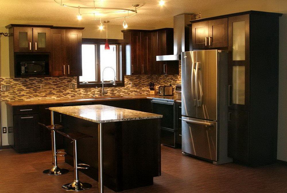 Shaker Cabinet Kitchen Design