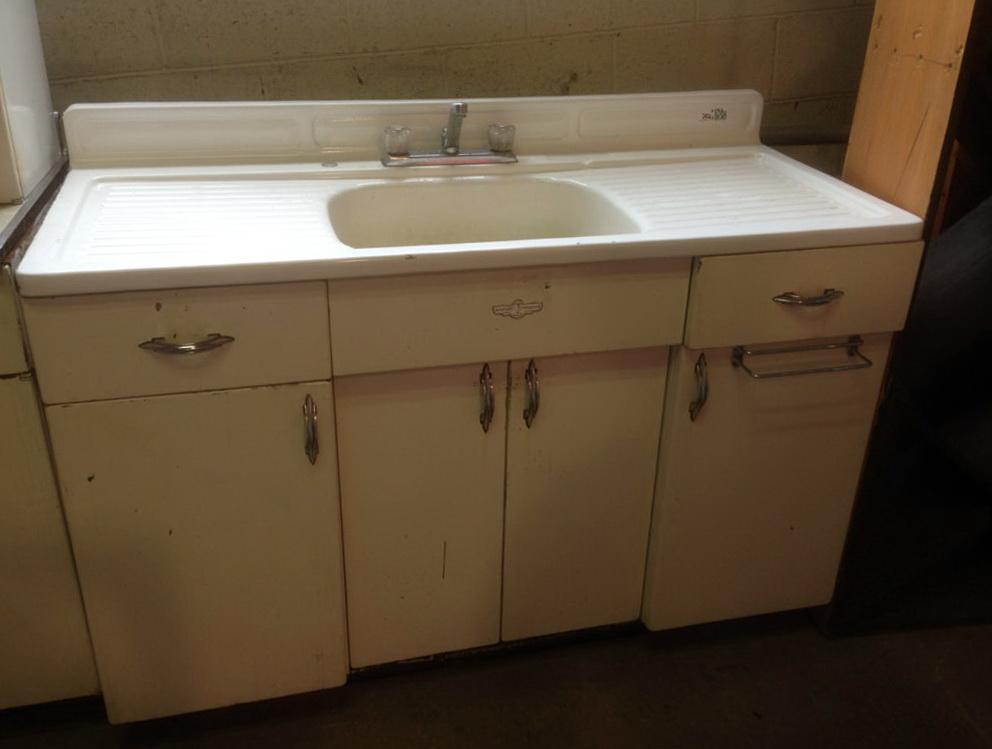 Standard Kitchen Sink Cabinet Size