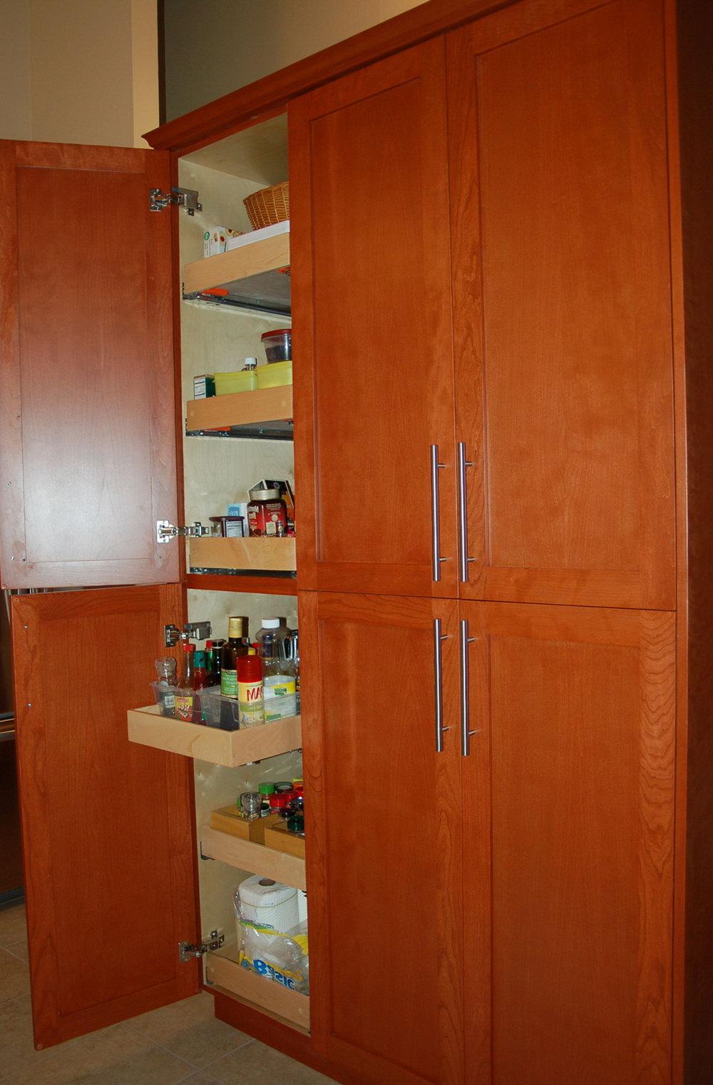 Tall Corner Kitchen Cabinet Ideas