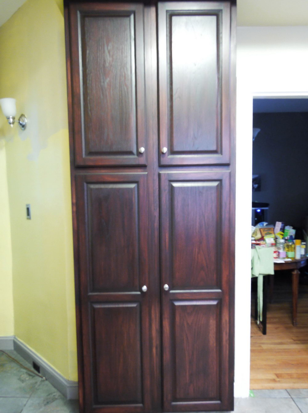 Tall Kitchen Wall Cabinets